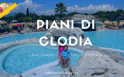 Campsite Review   Piani di Clodia   Lake Garda   Italy