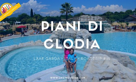 Campsite Review | Piani di Clodia | Lake Garda | Italy