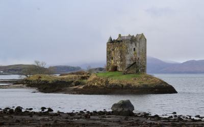 Scotland Winter Roadtrip | Sampling the delights of the Argyll Tourist Route