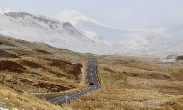 LifeinourVan   Starting our 10 Day Winter Roadtrip to Scotland