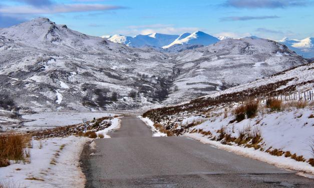 Roadtrip #17 (Scotland) – Overview