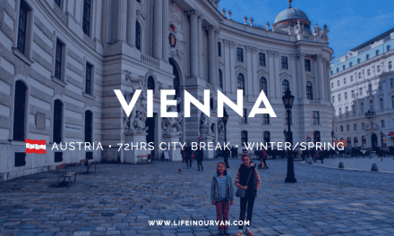 LifeinourVan City Reviews | Vienna | Austria