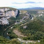Lifeinourvan Europe Roadtrip   Dashcam Footage   France   Ardeche Gorge