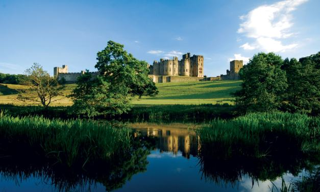 Alnwick Castle | Just A Perfect Day Out With Your Kids in Northumberland!
