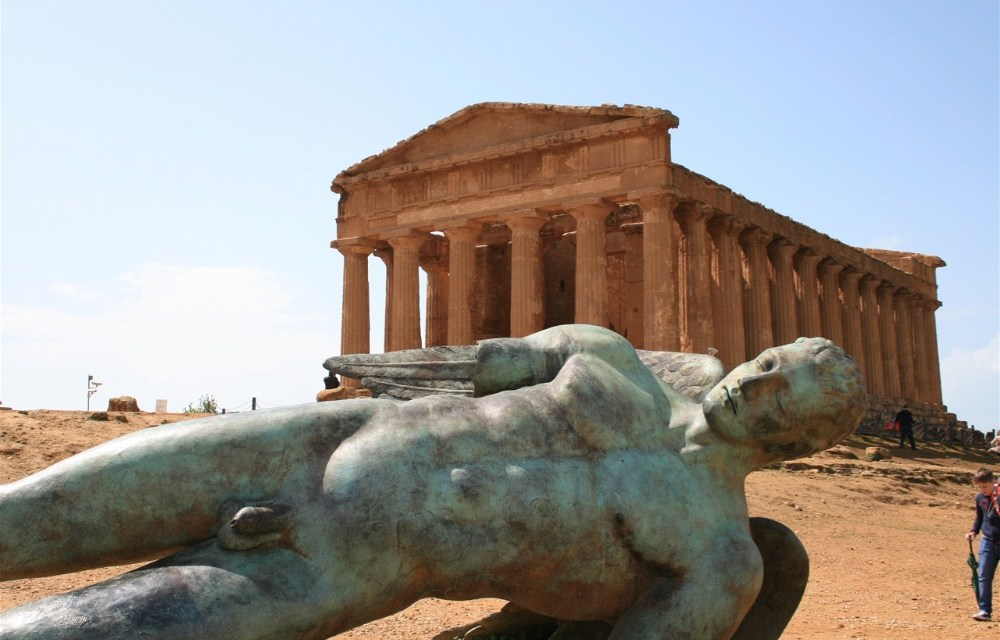 Motorhoming in Sicily | Exploring Sicily's Greek Heritage in the Valley of the Temples