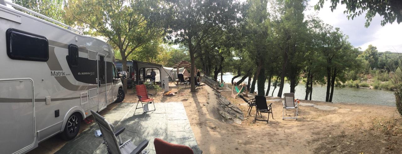 Natur Parc L'Ardéchois   The Best Riverside Campsite in France