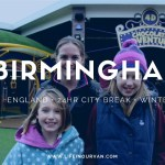 Lifeinourvan City Reviews | Birmingham | England
