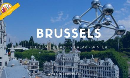 LifeinourVan City Reviews | Brussels | Belgium