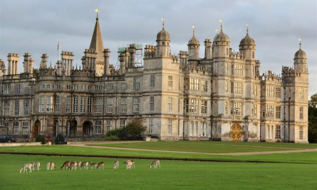 Burghley Park to Fineshades in the East Midlands