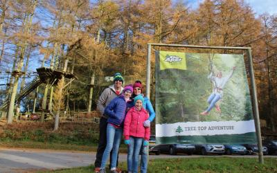Dalby Forest | The Ultimate TreeTop Family Adventure in Yorkshire