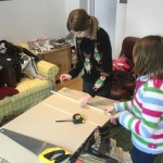 Roadschooling   Chance to Build a Dolls House for Christmas