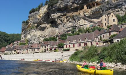 Exploring the Dordogne from La Roque Gageac