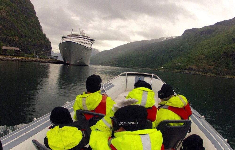 Motorhoming in Norway | Is there a better way to see a Fjord with kids?