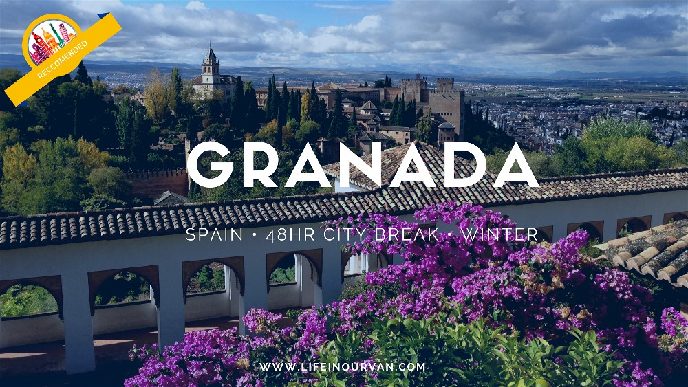 Visiting the Amazing Alhambra……A true Spanish highlight of of our European Roadtrip