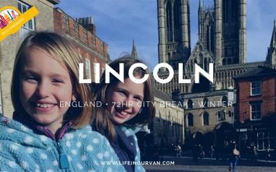 LifeinourVan City Reviews | Lincoln | England