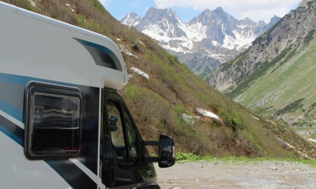 Grabbing the chance to experience Austria's spectacular Albergpass