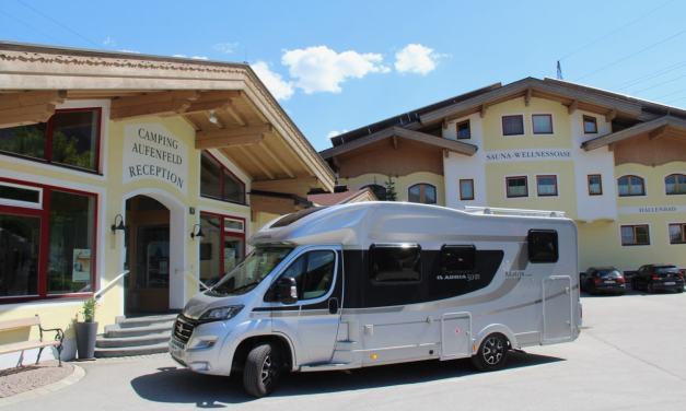 Campsite Review | Camping Aufenfeld | Austria