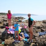Motorhoming in Croatia | Snorkelling Adventures at Camping Resort Krk