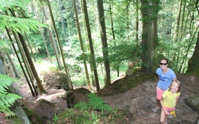 Luxembourg | Family Hike Adventure from EuropaCamping Nommerlayen