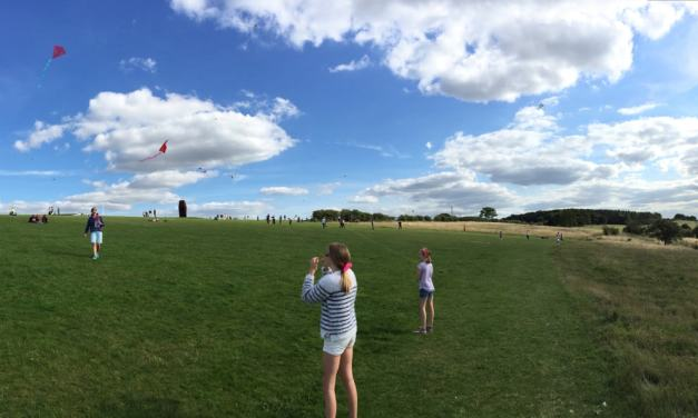 Dunstable Downs | One of England's Ultimate Family Kite Flying Locations