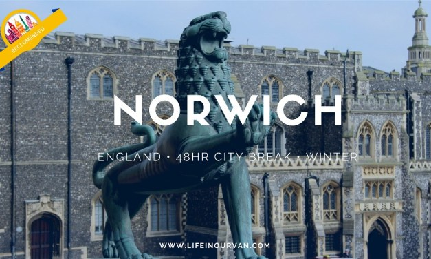 LifeinourVan City Reviews | Norwich | England
