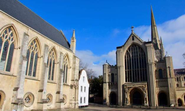 How to Spend 48hrs With Kids Discovering Norwich – Part 2