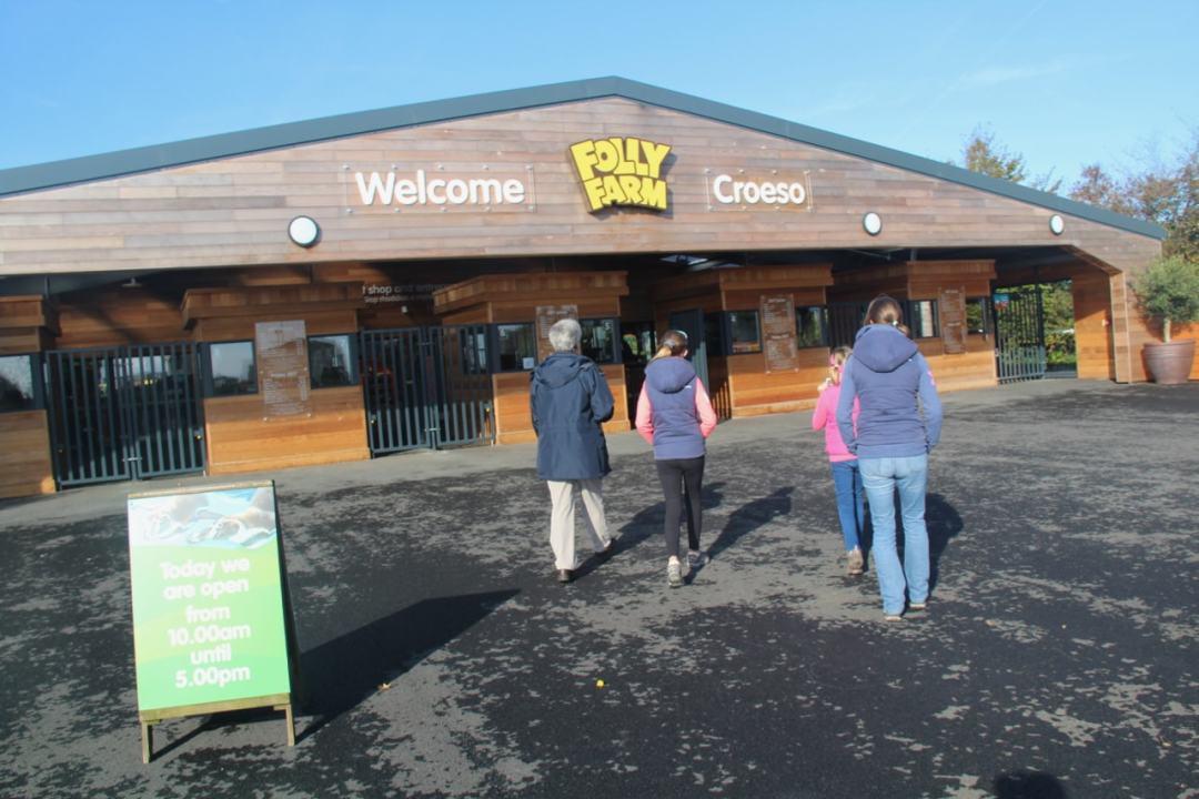 Pembrokeshire Day 2 - Folly Farm - 1-min