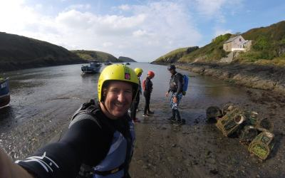 Coasteering in Pembrokeshire | Getting Active on the Welsh Coastline