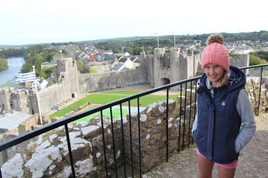 Pembrokeshire Day 5 - Pembroke Castle - 1 (42)-min