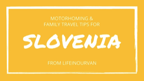 Slovenia Travel Blog