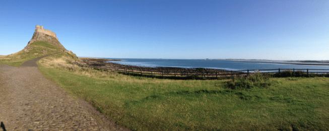Motorhoming Adventures on the North Yorkshire / Northumberland coastlines