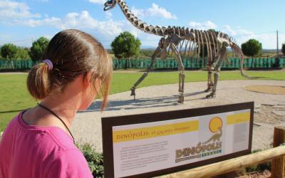 Motorhoming in Spain | Walking with Dinosaurs in Teruel in Northern Spain