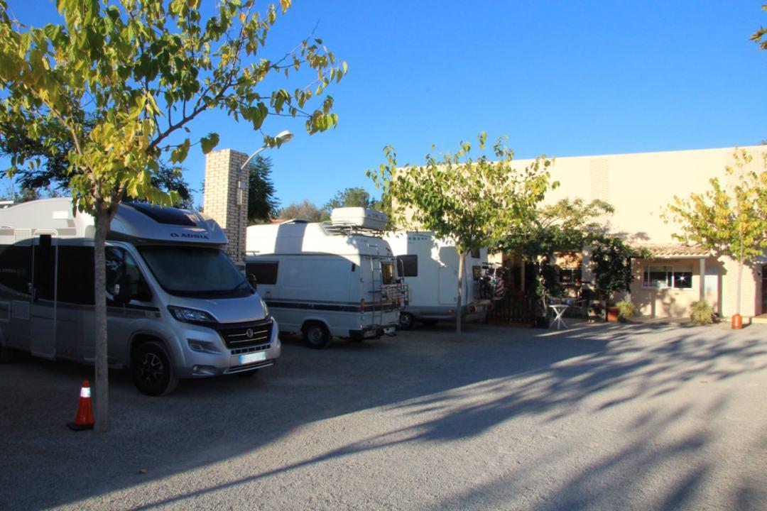 Valencia Camper Park13