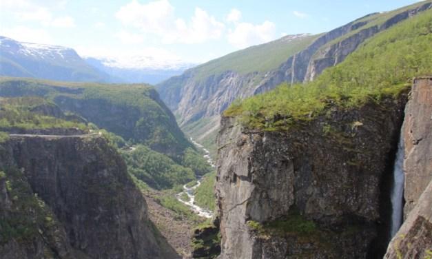 Motorhoming in Norway | Voringsfoss to Lillehammer… over the Skiftesjøen