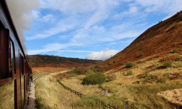 Steam Train Adventures across the North York Moors to Whitby