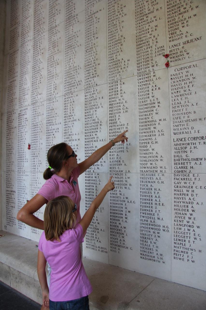 Ypres WW1 Tour19