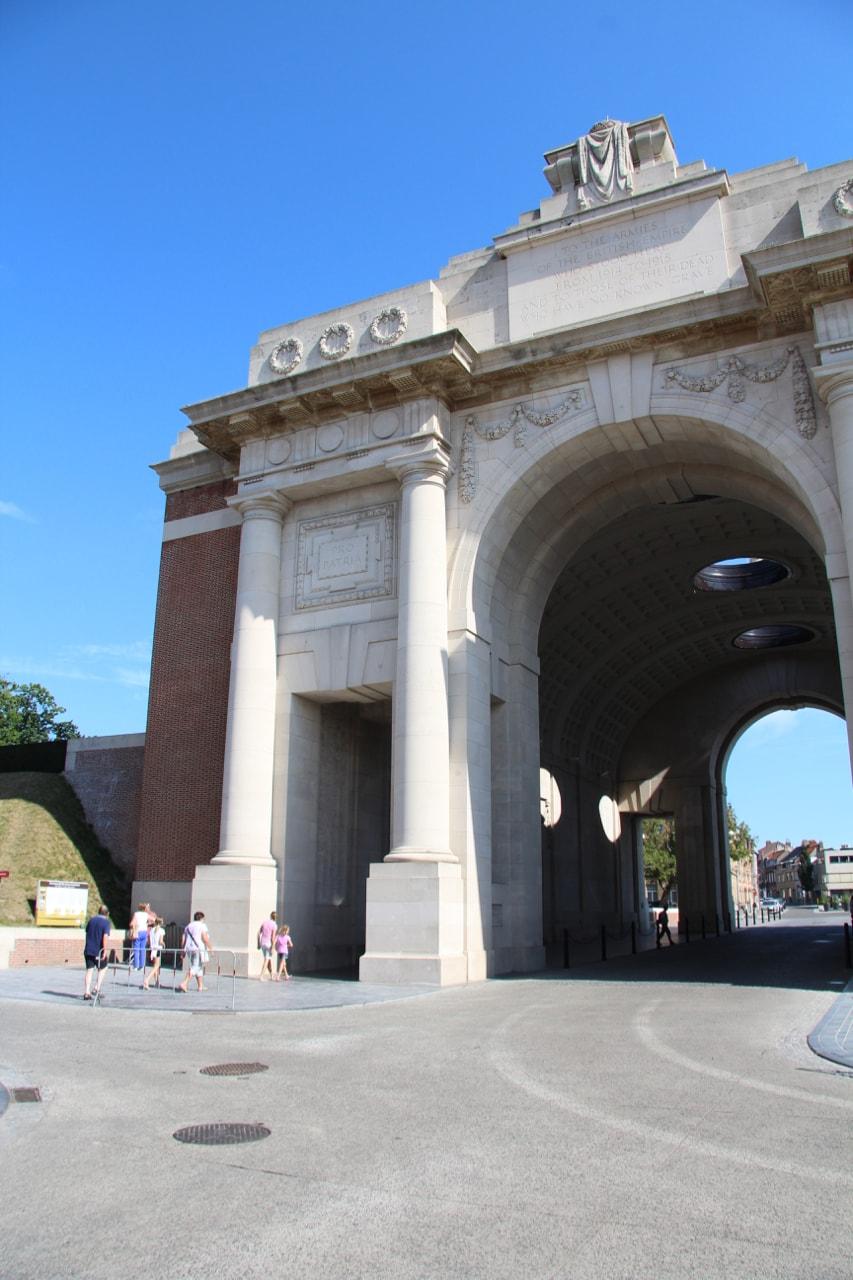 Ypres WW1 Tour7