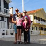 Sampling the delights of Aveiro & Costa Nova by fishing boat…