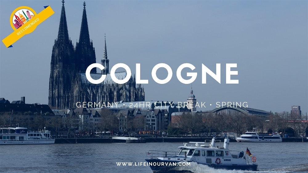 LifeinourVan City Reviews   Cologne   Germany