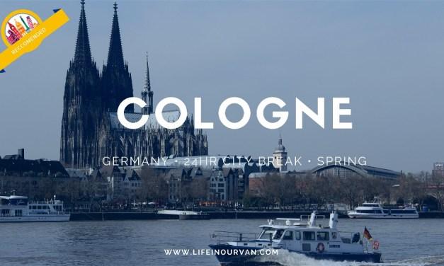 LifeinourVan City Reviews | Cologne | Germany