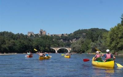 A Family Kayaking Adventure on the Dordogne
