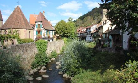 Kaysersberg | Autumnal Beauty on the Alsatian Wine Route