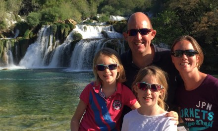 Croatia by Motorhome | Family Bike Adventures at KrKa National Park