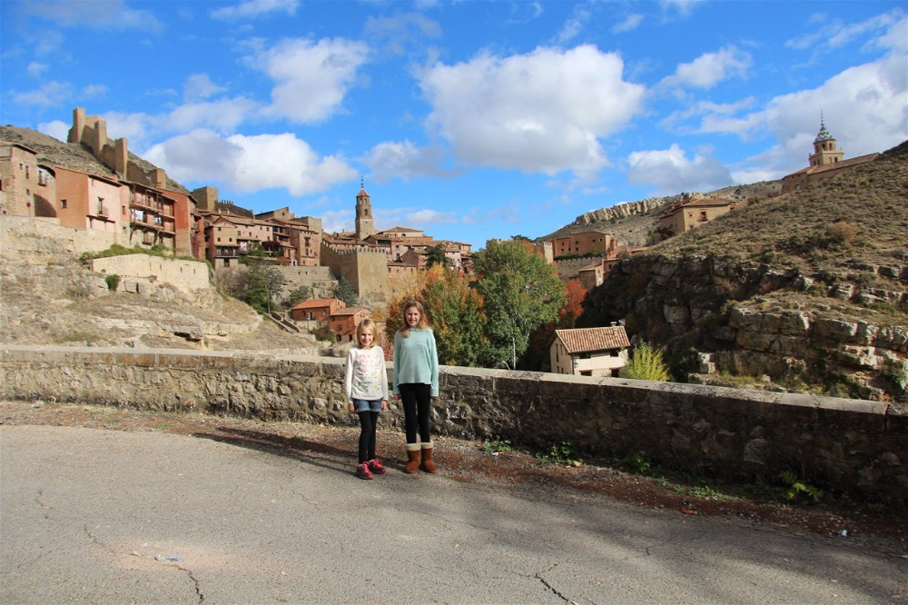 Surely a potential UNESCO site... Albarracín in Aragon