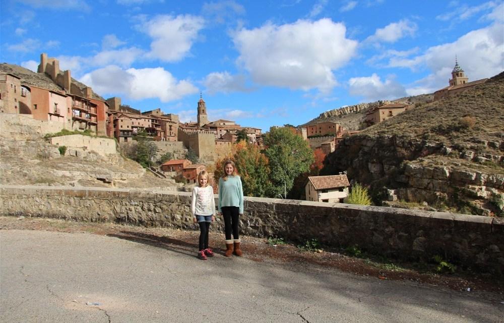 Surely a potential UNESCO site… Albarracín in Aragon