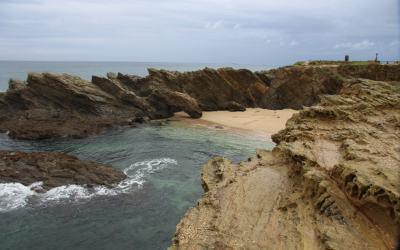 Heading north through Portugal's Alentejo Region to Porto Côvo