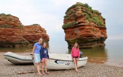 Ladram Bay | 5+ Reasons To Choose This Coastal Family Paradise