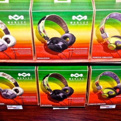 Marley Headphone Giveaway