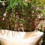 outdoor bath Fern Tree