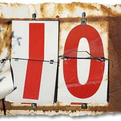 Ten Posts March 17, 2013